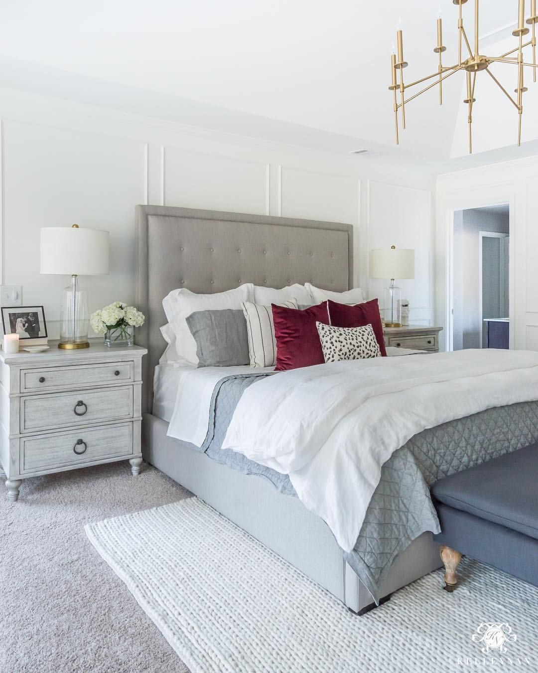 """Gracious Guest Bedroom Decorating Ideas: Gracious Living (@kelleynan) On Instagram: """"For… (With"""