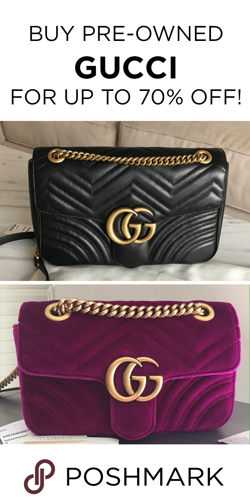 Find Authentic Gucci Bags Up To 70 Off On Poshmark