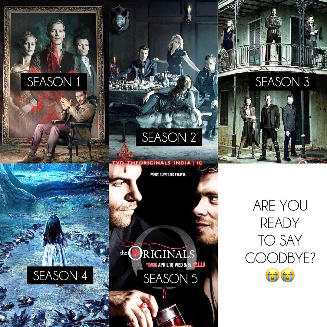 Pin by Kirs Michelle Frease on The Originals | Cw the originals, the