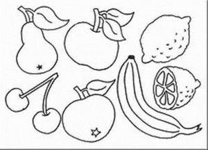 Moldes De Frutas En Foami Todo Para Decorar La Cocina Fruit