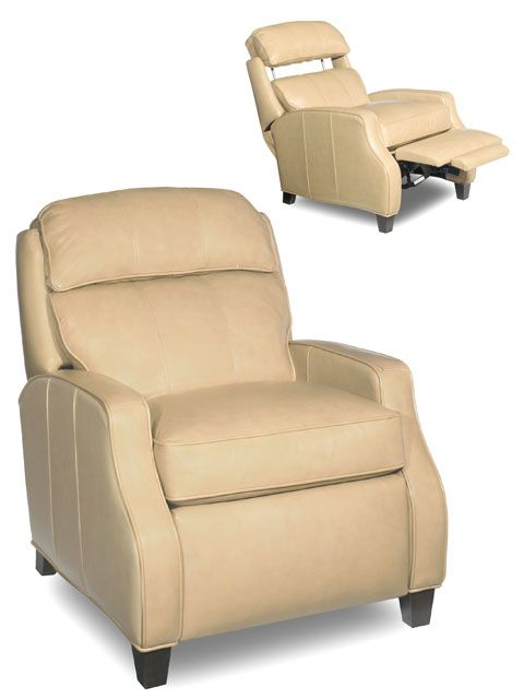 pop up recliner chairs pottery barn kid bradington young s thayer 3 way lounger headrest 6020