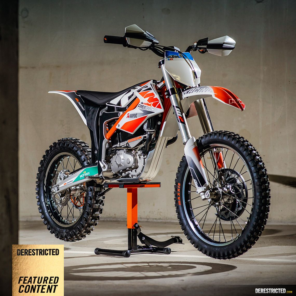 2015 Ktm Freeride E Xc Enduro Derestricted Ktm Motocross Bikes Freeride