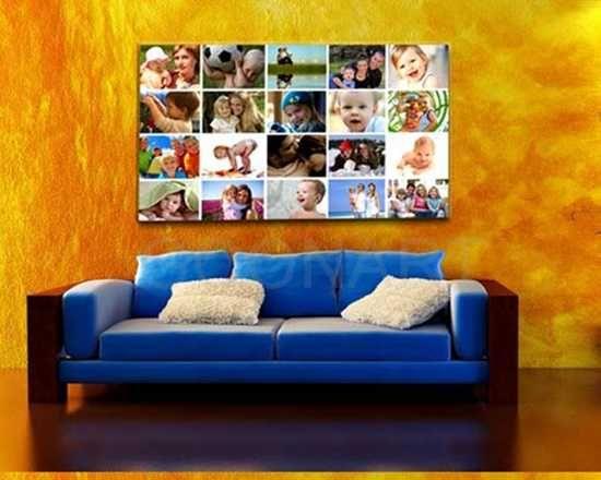 Crea Foto Collage con foto e grafiche - Goonart.it