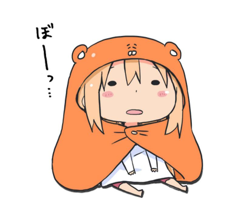 Derp Png Sticker By Jcast In 2021 Chibi Himouto Umaru Chan Anime Chibi