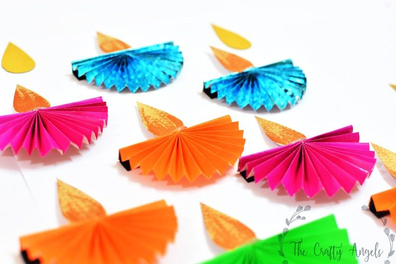Superior Diwali Craft Ideas For Kids Part - 14: Diwali Craft, Diwali Ideas, Diwali Craft For Kids, Diwali Activity For Kids,