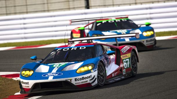 Motorsports Motors Nascar Ford Chip Ganassi Racing To Field Four Ford Gts At