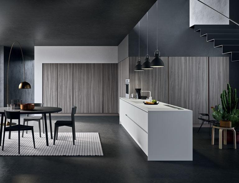Cucina Zen Cucine Moderne Astra Arredomania Cucina Zen Modello Di Cucina Contemporanea Salotti Zen