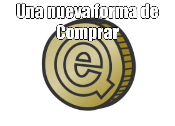 Una nueva forma de Comprar  (courtesy of @Pinstamatic http://pinstamatic.com)
