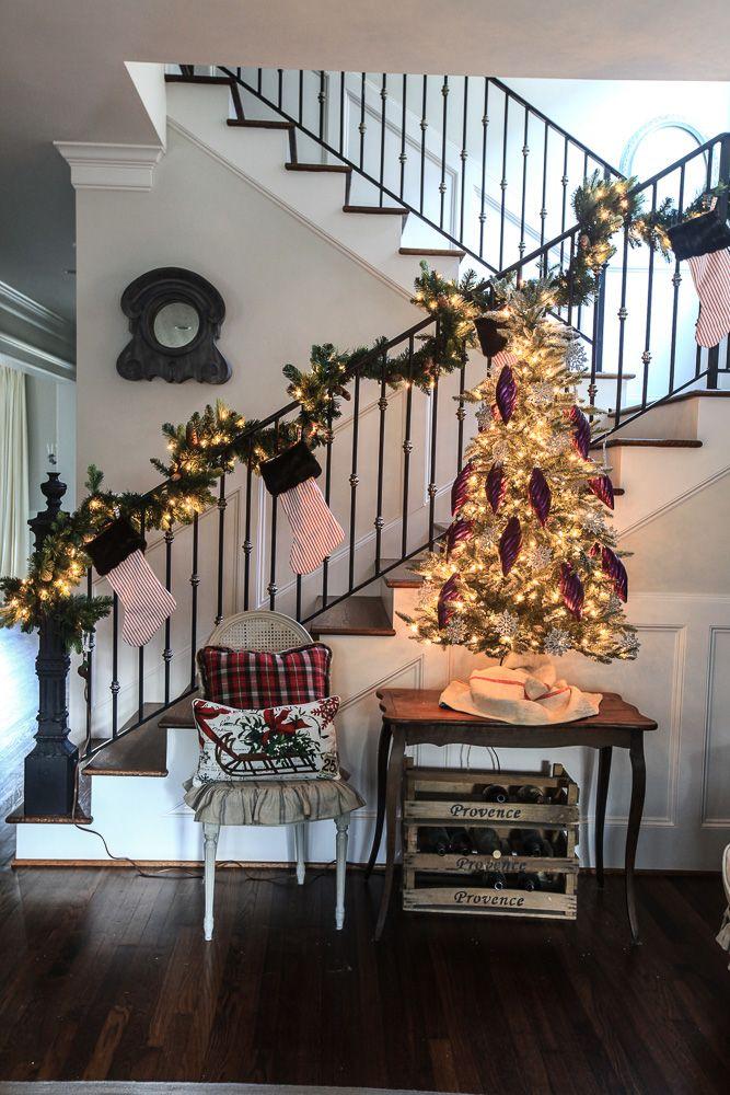14 Easy Christmas Decorating Tips from Cedar Hill Farmhouse.