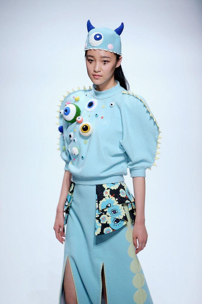 China Graduate Fashion Week - Day 2