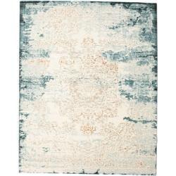 Teppiche Blau, Moderne teppiche und Alaska
