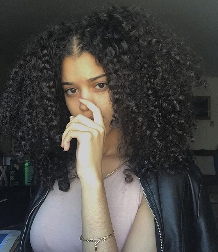 thehomiecherry Natural hair styles