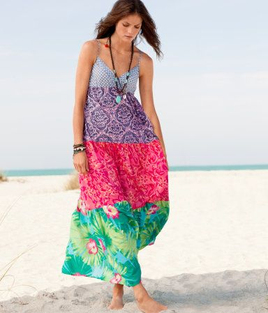 Maxi Jurk Strand.Product Detail H Nl Clothes Shoes My Style Pinterest