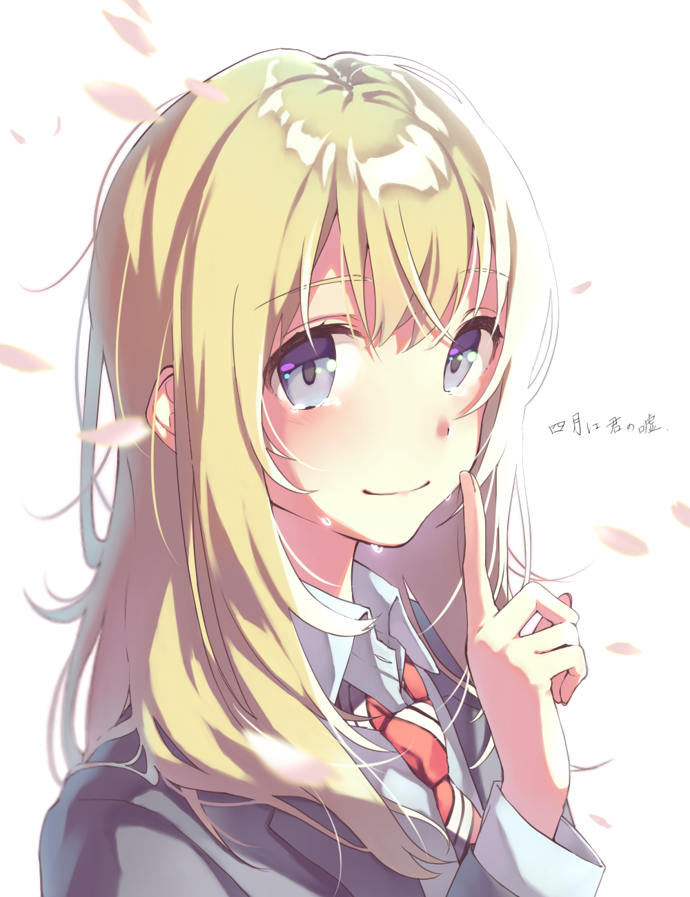 Miyazono kaori beautiful anime girl i love anime me me me anime
