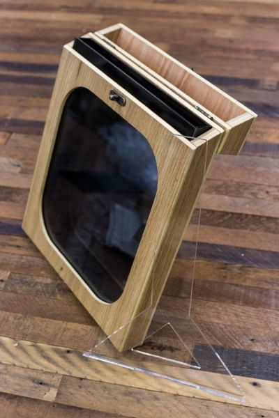 Modern Collodion Fixer Bath Tank for Tintypes and Ambrotypes ...