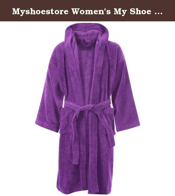 Myshoestore Women\'s My Shoe Store100% Luxury Egyptian Cotton ...