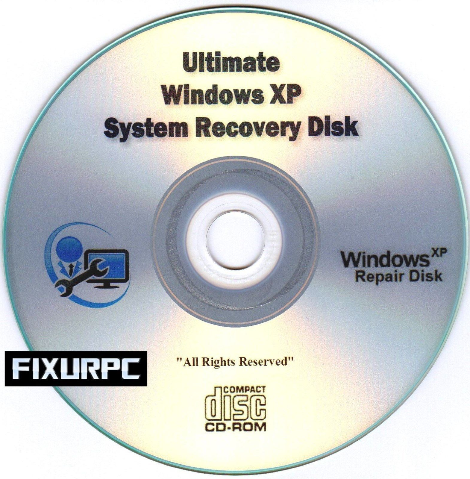 8 99 Ultimate Windows Xp Recovery Fix Windows Xp Restore