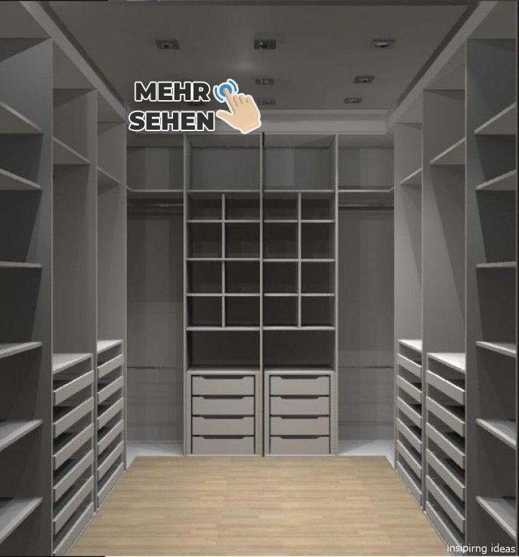 85+ Clever DIY Closet Design Ideas and Organization onehomedecors.inf... -  # #machesselbst–diy