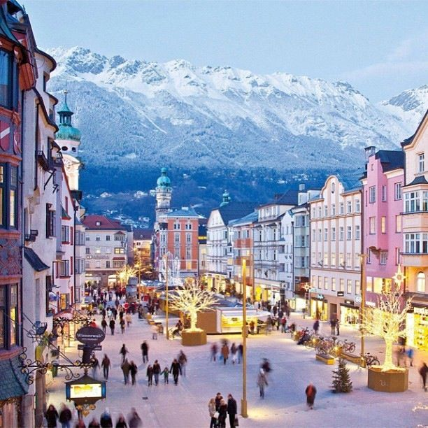 Christmas In Austria Holidays.Lienz Austria Places I Have Visited In 2019 Places To