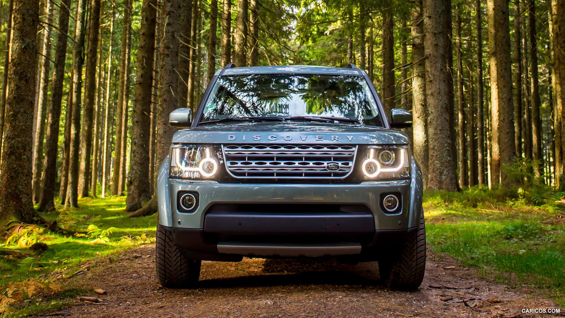 2014 land rover discovery wallpaper