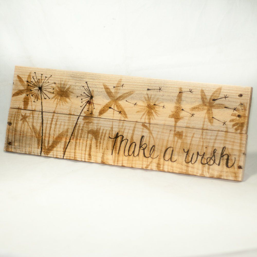 Spring wall decor Rustic wall hanging Rustic home decor Motivational ...