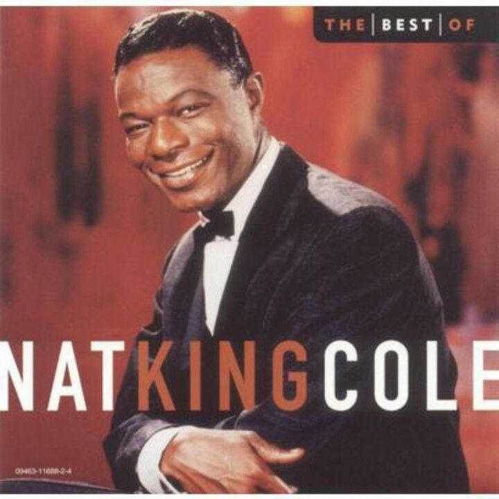 Nat King Cole, the cool voice. | Nat king, Sheet music pdf, Favorite christmas songs