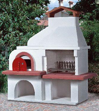 Resultado de imagem para forni in muratura per esterni forno pinterest wood oven oven e - Caminetti per esterno ...