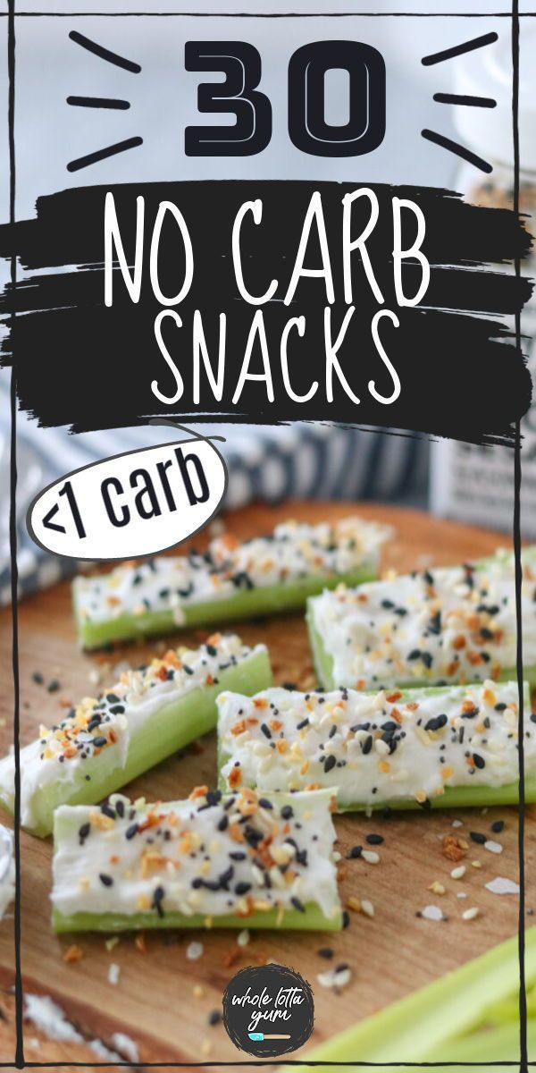 Photo of 30 No Carb Snacks to Make and Buy