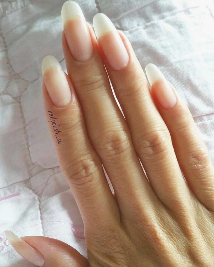 Pin By Ina Giagnorio On Nails In 2020 Long Natural Nails Natural Nails Toe Nails