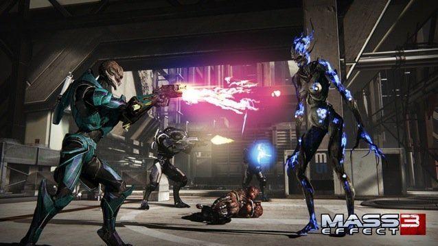 Downloaded the final Mass Effect 3 Multiplayer DLC, Reckoning ...