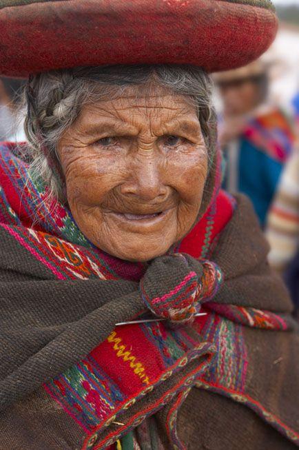 Quechua woman, Peru | David Noton Photography