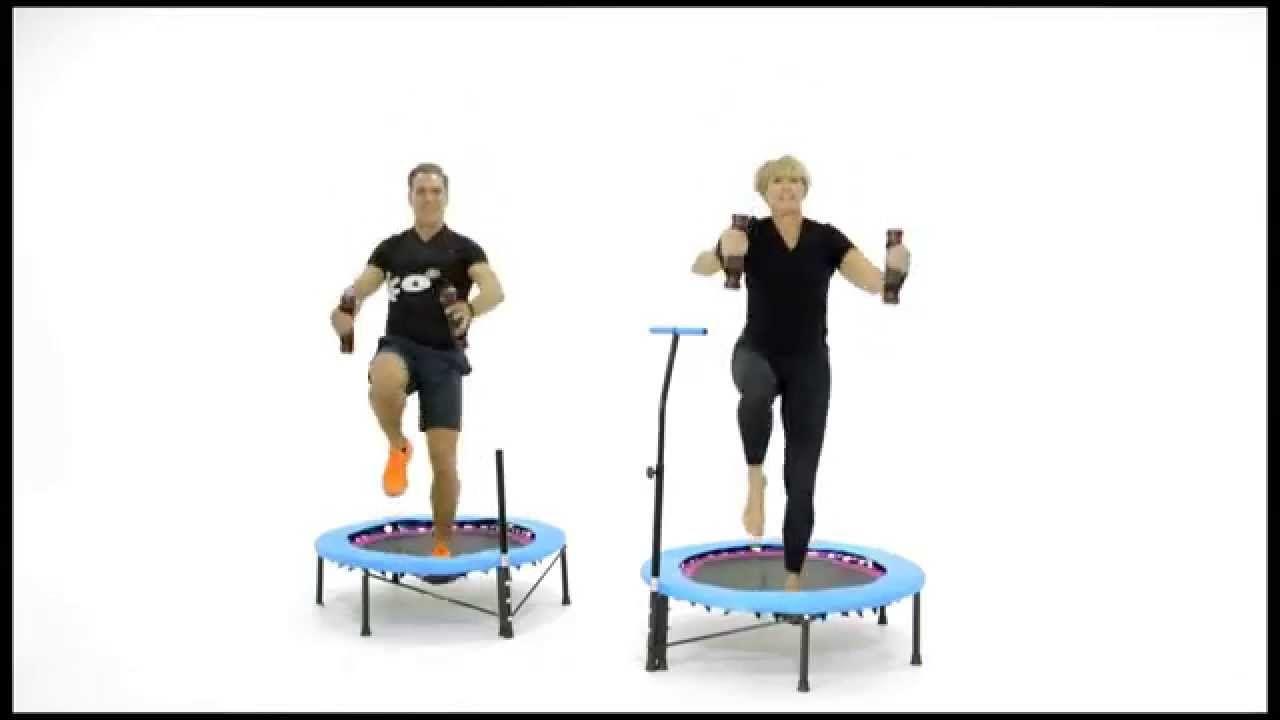 trampolin xco training fit fitness trampolin. Black Bedroom Furniture Sets. Home Design Ideas