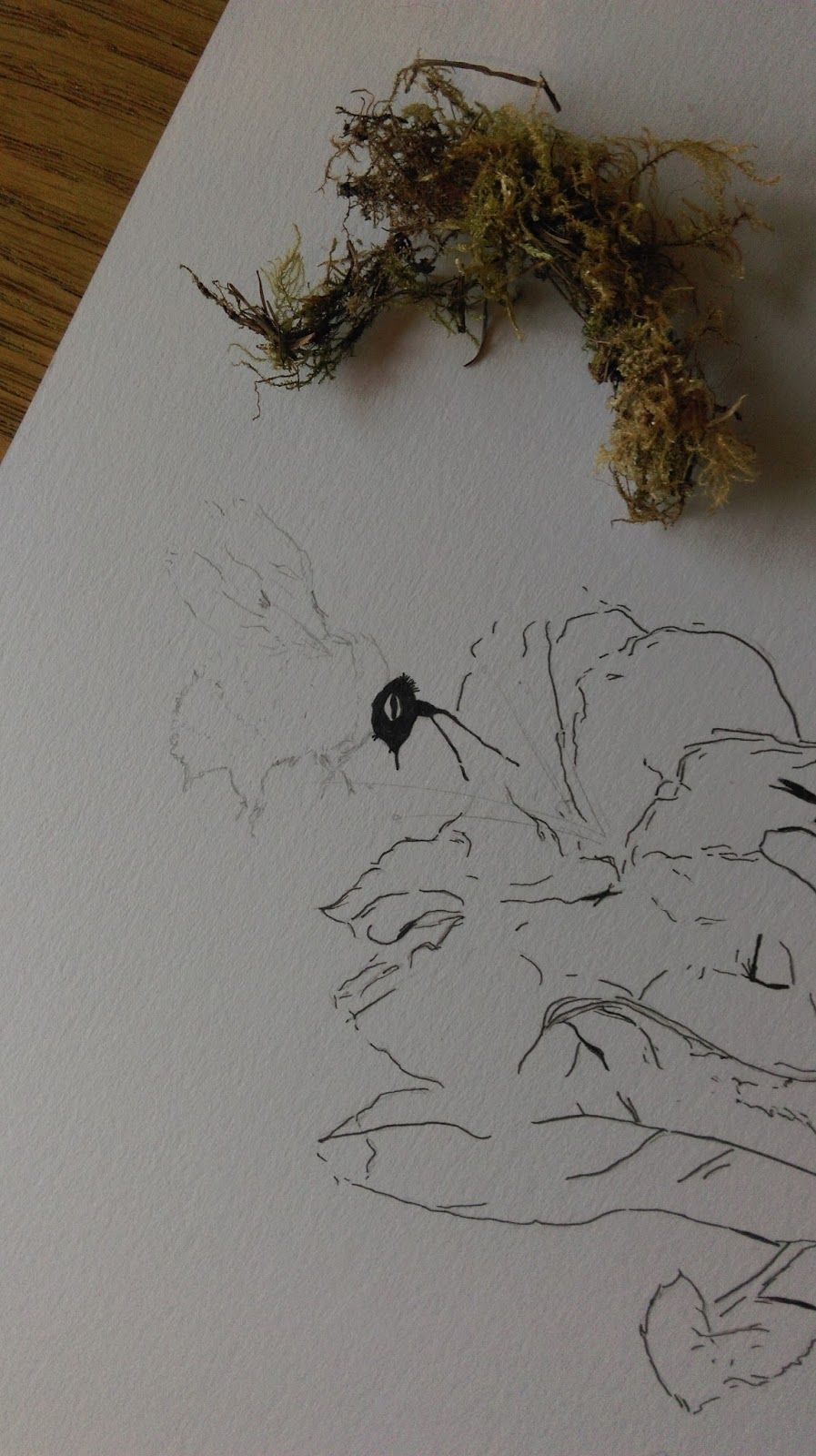 Painting bees