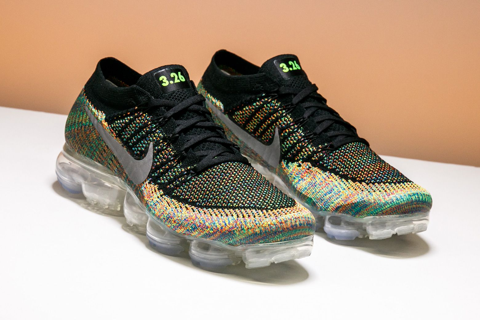 aab2973174560 Air Max Day 2017 brought us this multicolor pair of the Nike Air VaporMax  iD.