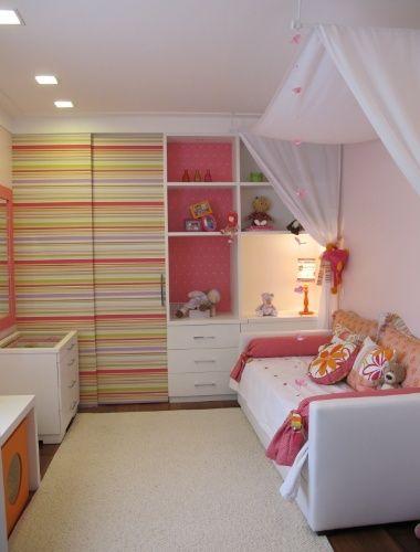 Veja ideias de pap is de parede para decorar quartos de - Habitacion pequena para dos ninos ...