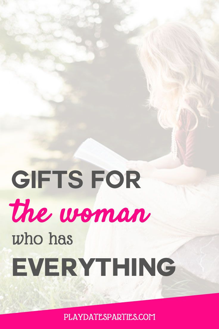 19 Gifts for the Woman who Has Everything | Christmas Ideas ...