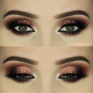 Maquillaje para tener ojos más grandes