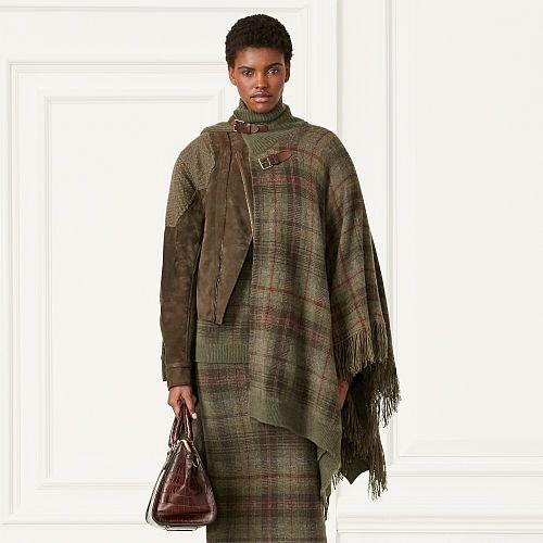 ec214b241 Tartan Cashmere Sweater Skirt - Maxi Skirts - RalphLauren.com ...