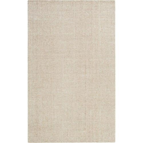 Surya AEN1000-23 Aiden 2' x 3' Rectangle Wool Hand Tufted Solid Area Rug - Beige