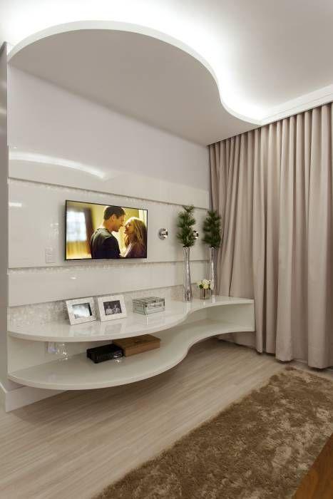 Casa orqu dea quartos modernos por arquiteto aquiles for Sala design moderno