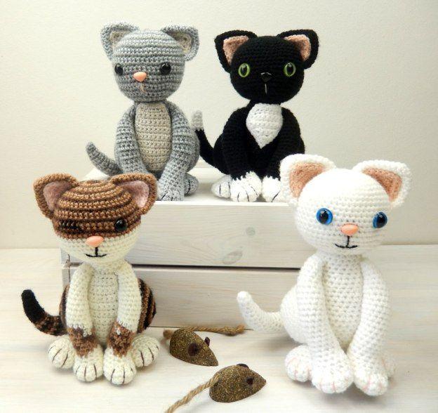 Original Amigurumi Crochet Patterns | Amigurumi patterns | Pinterest ...