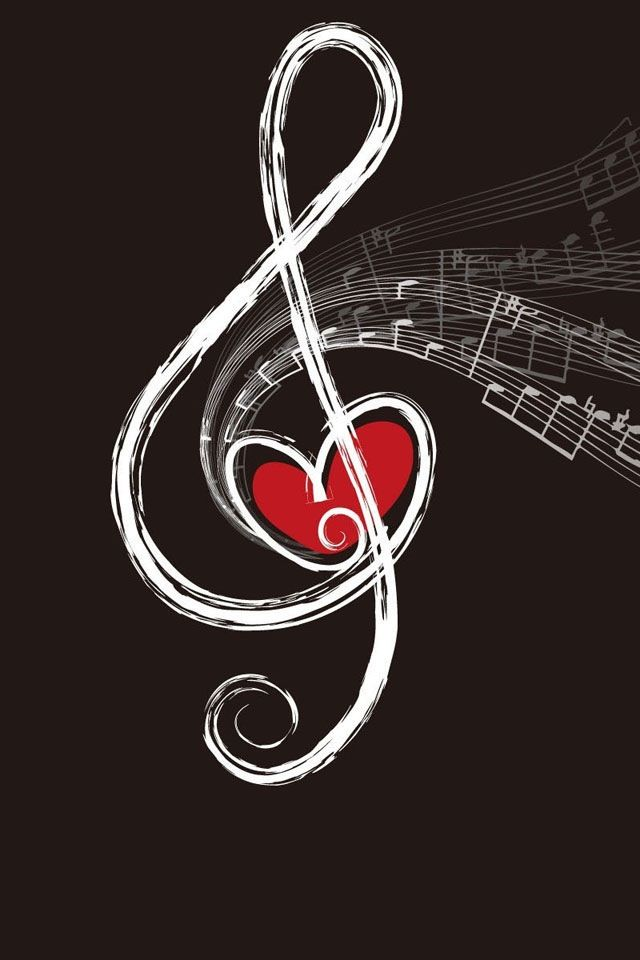 This Is What Music Does To You Heart3 Art Photos Pinterest