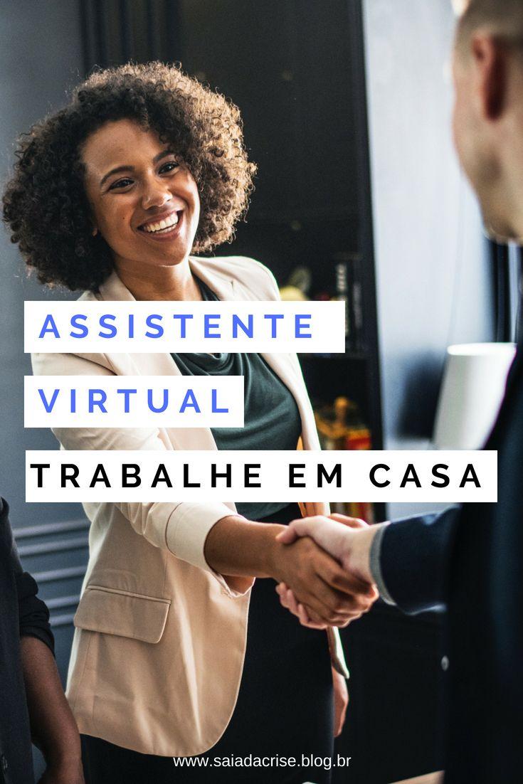 Trabalhar Como Assistente Virtual ou Secretária Re...