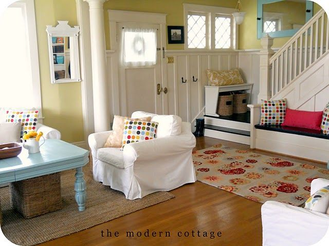 17 Best Images About Cottage Livingroom On Pinterest   Fireplaces
