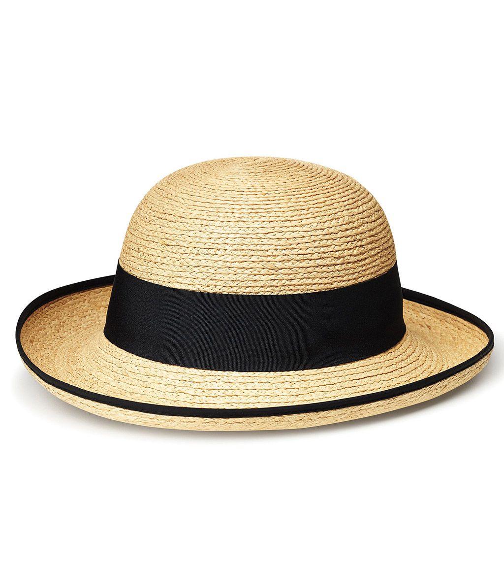 470772d6ef9a0 R2 raffia hat from Tilley Endurables.