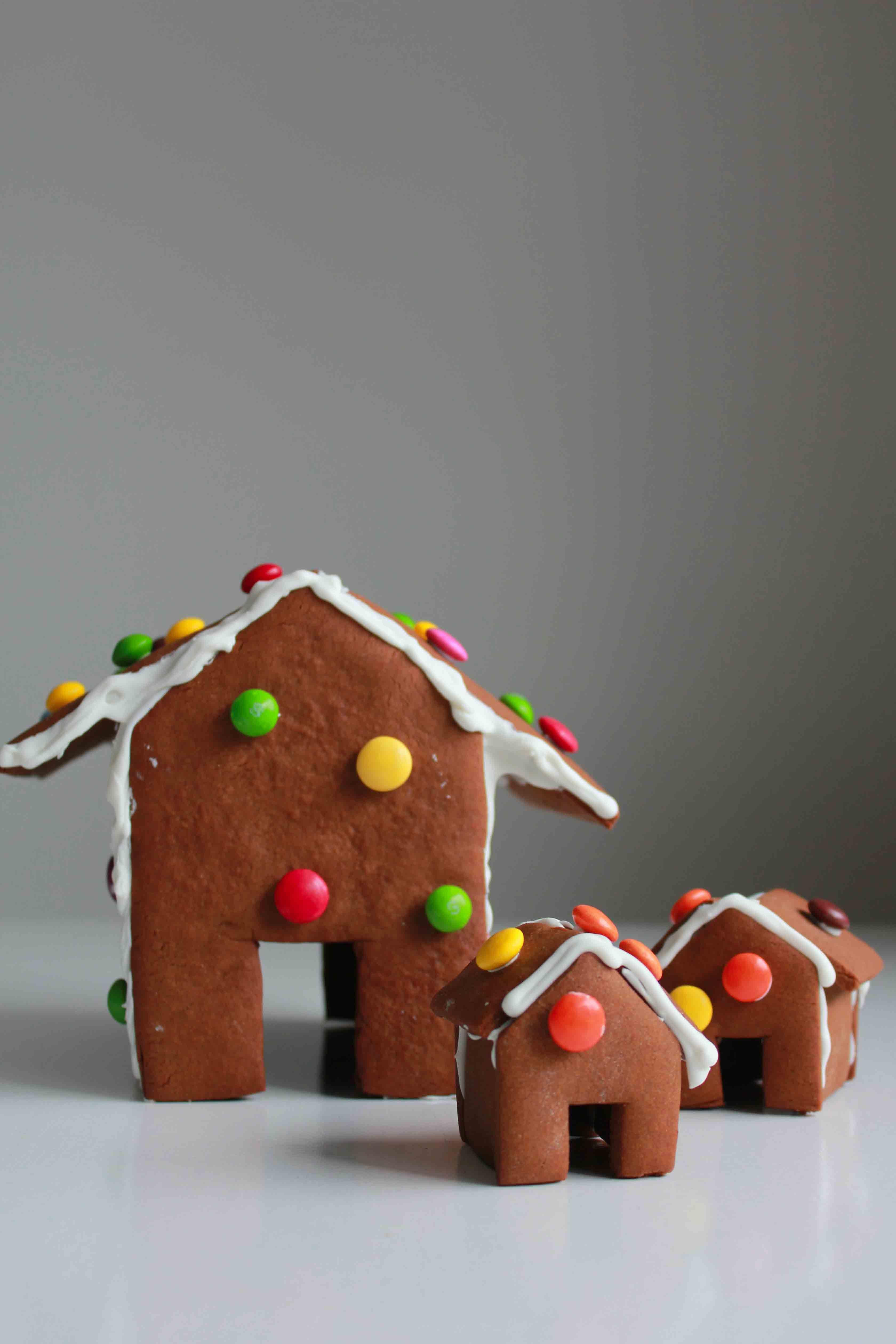 DIY Gingerbread House Ginger bread house diy