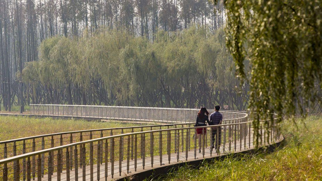 Changsha Baxizhou Island -