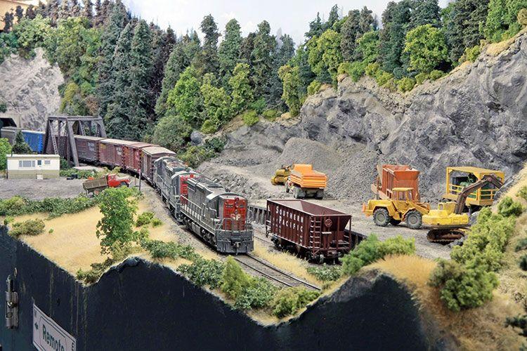 Image result for oregon model trains