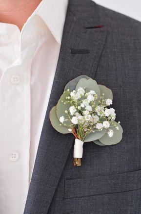 Boda de eucalipto – parte 1: ata el ramo de novia tú mismo