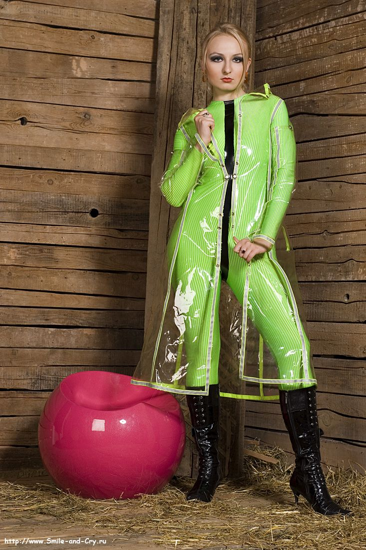 Rubber And Pvc Fetishism